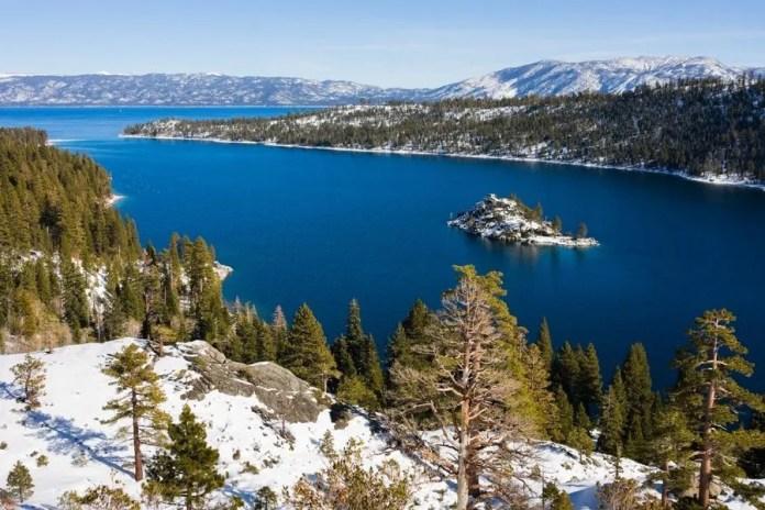 Lake Tahoe, 2021