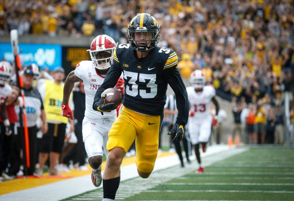 Instant analysis: Iowa football's defense humbles Indiana in opener