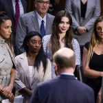 Gymnasts abused by Larry Nassar again bare their souls to lawmakers 💥💥