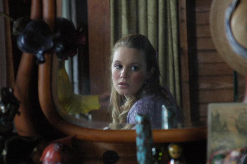 "Actress Danielle Savre filmed ""Wild About Harry"" in Dennis in 2007."
