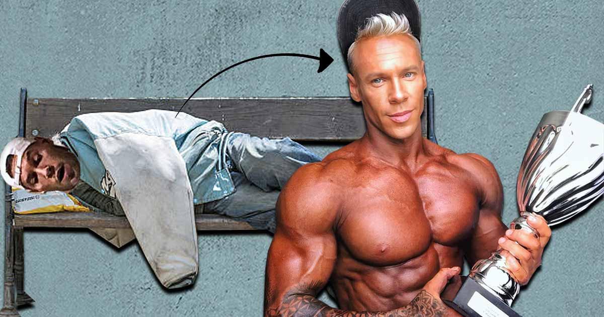 Titelbild: Anton Antipov Bodybuilding