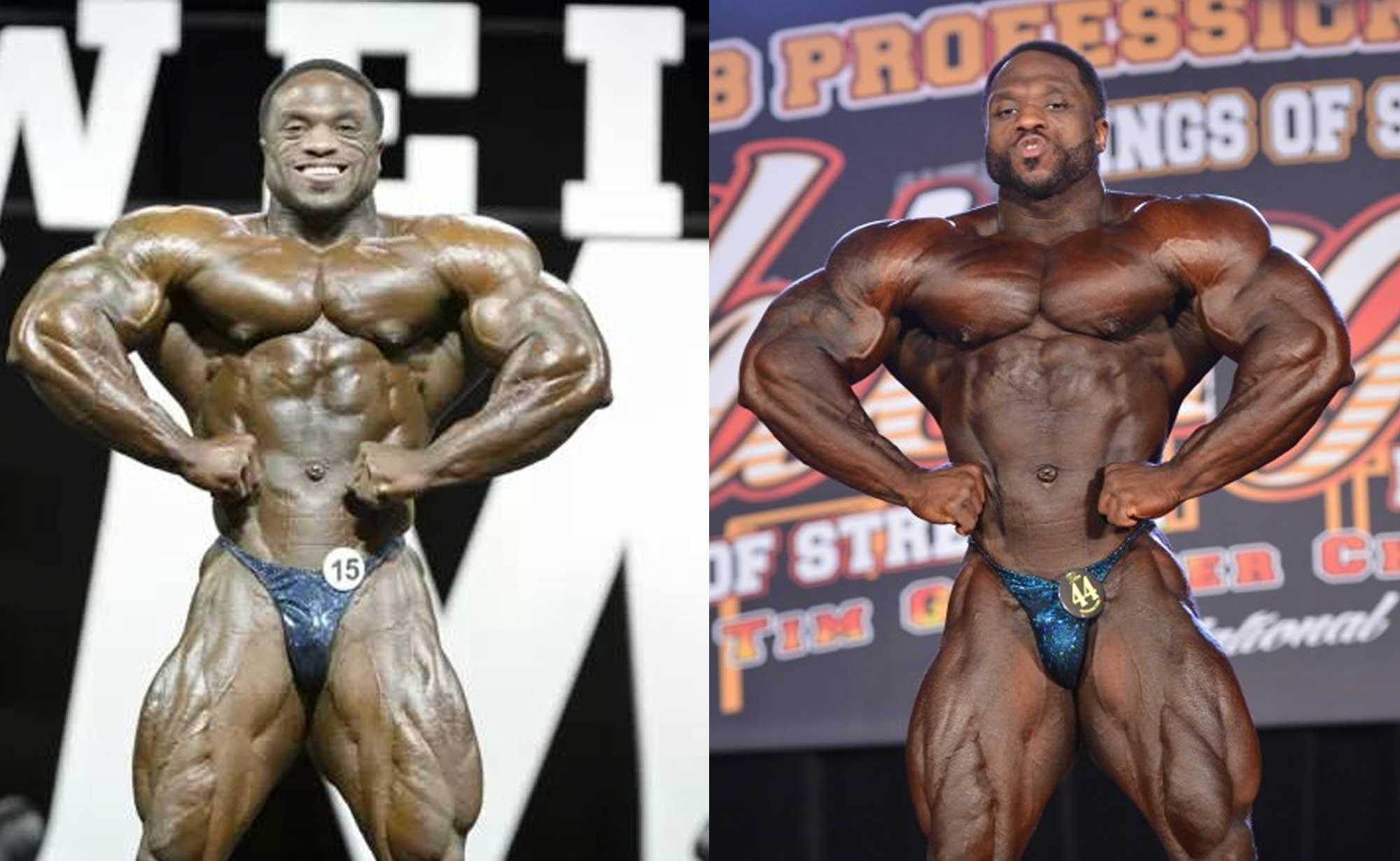 Gynäkomastie Bodybuilding
