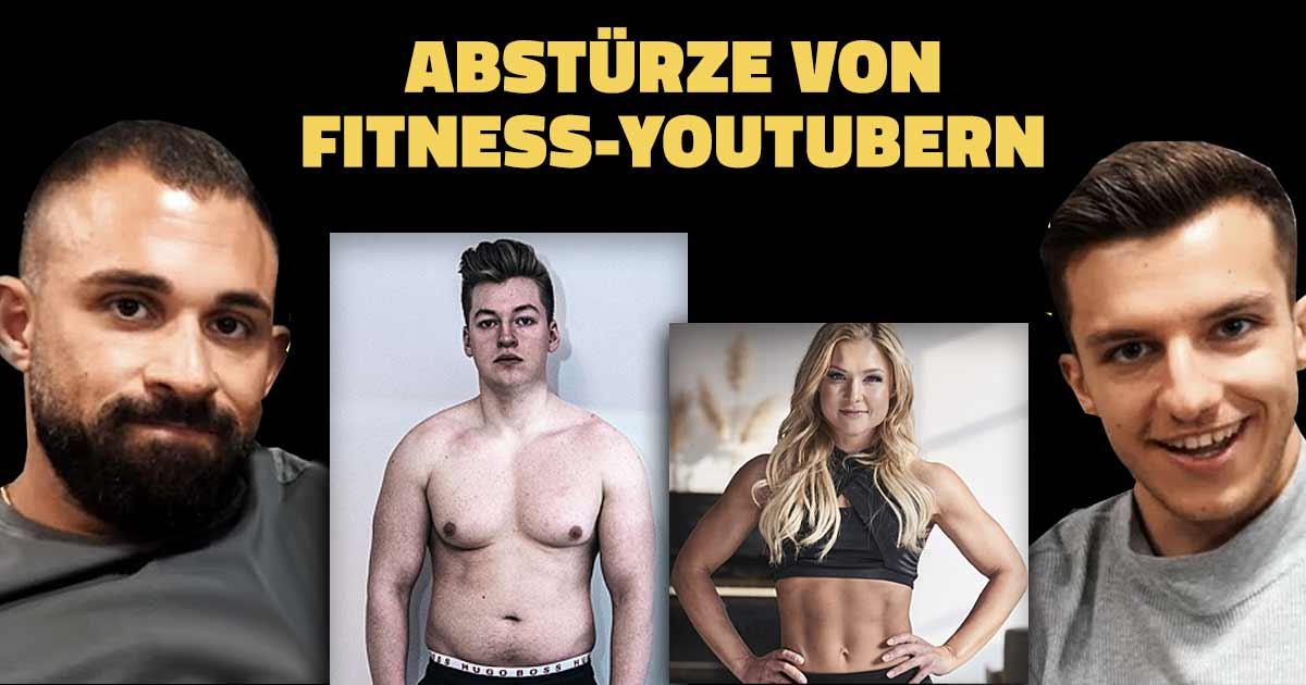 Titelbild: Tim Gabel & Kevin Wolter bewerten Abstürze von Fitness-Influencern