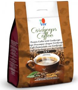 DXN Cordyceps Coffee