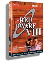 VIII DVD Cover.