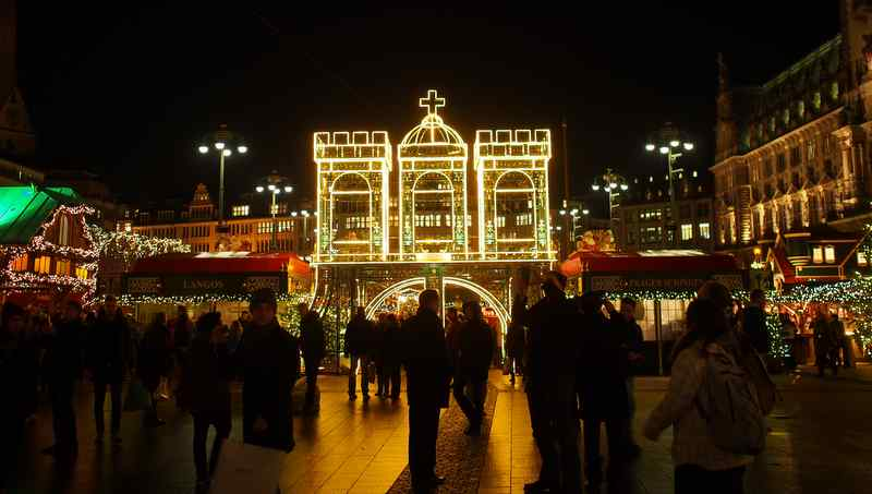 Rathausmarkt Hamburg Veranstaltungen