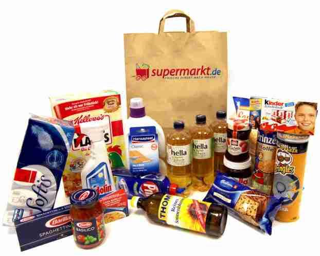 Lieferdienst supermarkt.de