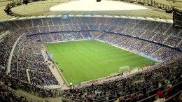 Das Volksparkstadion die gute Stube des HSV