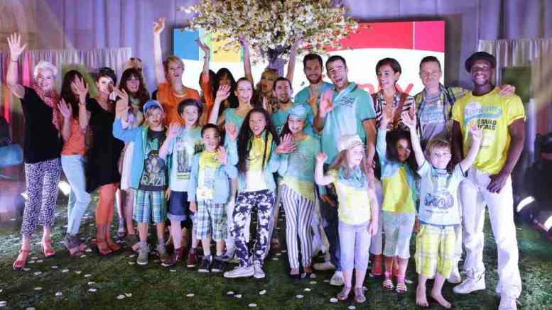 Ernsting's family feiert seine neue Frühjahr Sommerkollektion 2014 © Händle