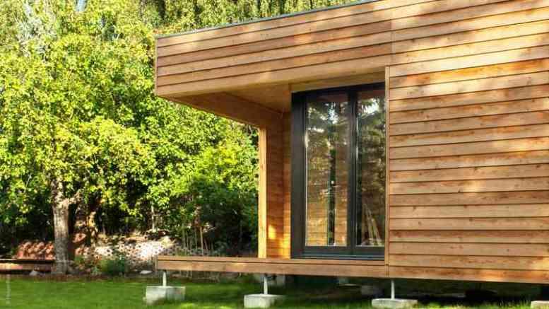 holzhaus thilfy aus hamburg erh lt holzbaupreis 2015. Black Bedroom Furniture Sets. Home Design Ideas