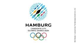 Logo Olympia 2014 Hamburg Entwurf Mutabor