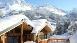 Zeit zum Leben Luxus Lodge