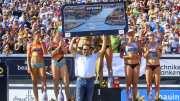 Beachvolleyball/ Deutsche smart Beachvolleyball Meisterschaften Timmendorfer Strand