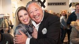 Christine Deck und Manuel Rivera
