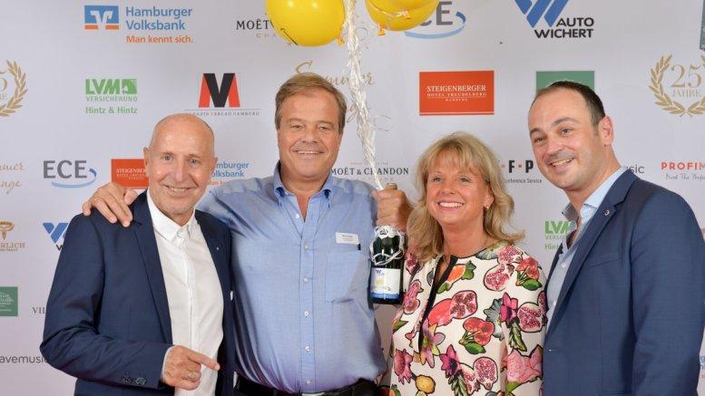 25 Jahre Alstermagazin und Hotel Treudelberg