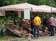 Kunsthandwerkermarkt in Ammersbek bei Hamburg