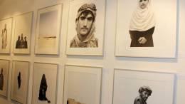 The Afghans Ausstellung in der Galerie Roschlaub