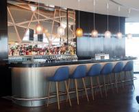 Die Bar in der sechsten Etage © ganz-hamburg.de