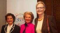 Impressionen vom Ladies Lunch der Stiftung Kinderjahre