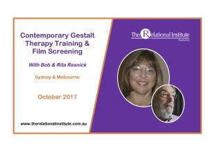 Bob and Rita Resnick in Sydney and Melbourne