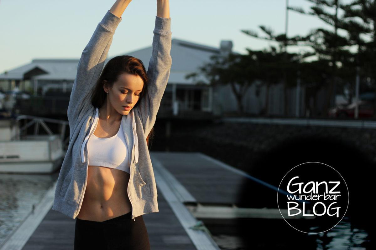 Mit Faszienyoga gegen Rückenschmerzen