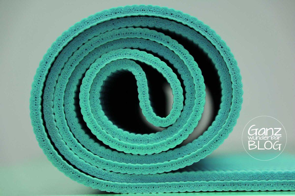 Unterschied Yogamatte oder Fitnessmatte