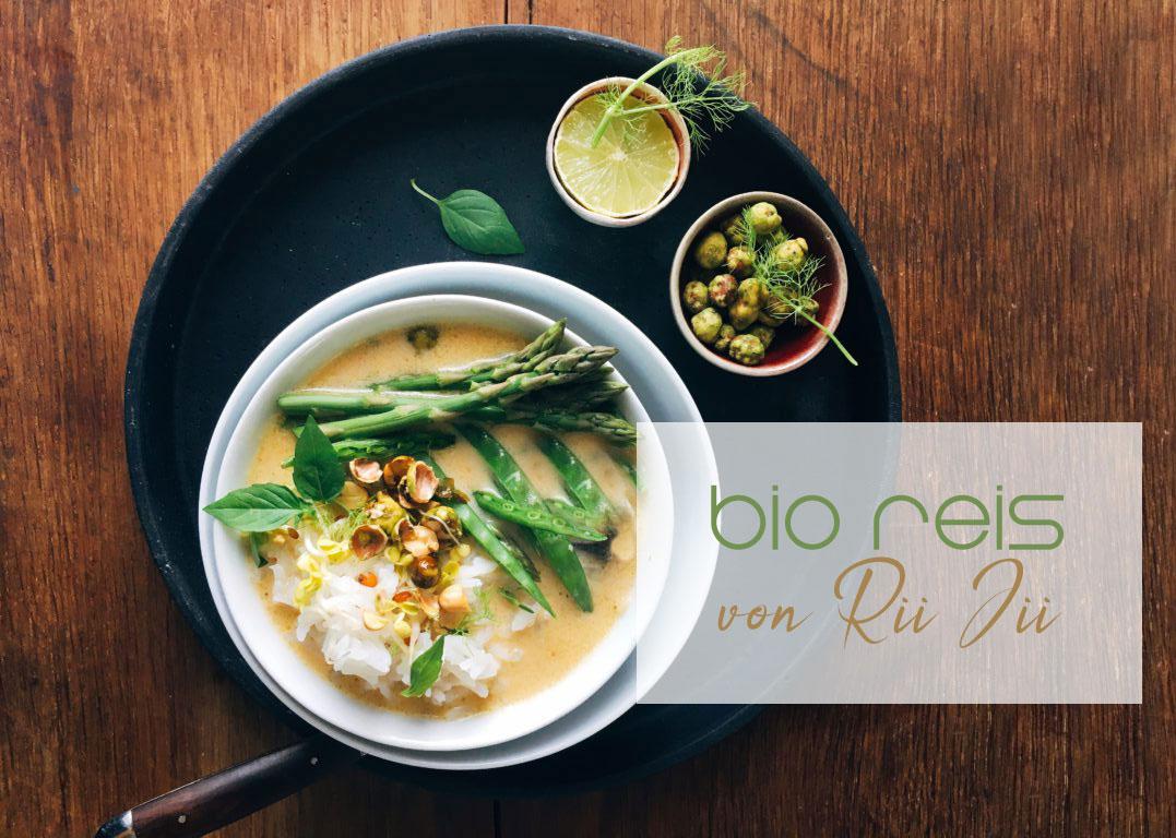 Rij Jij Bio Gourmet Reis