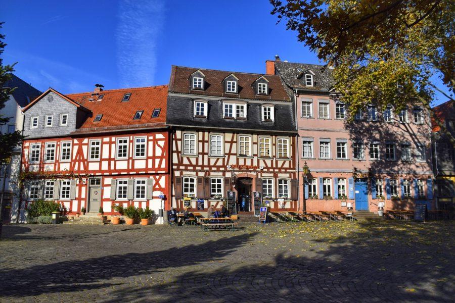Yoga Urlaub in Hessen