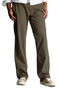 Men's tall green clothing khaki pants