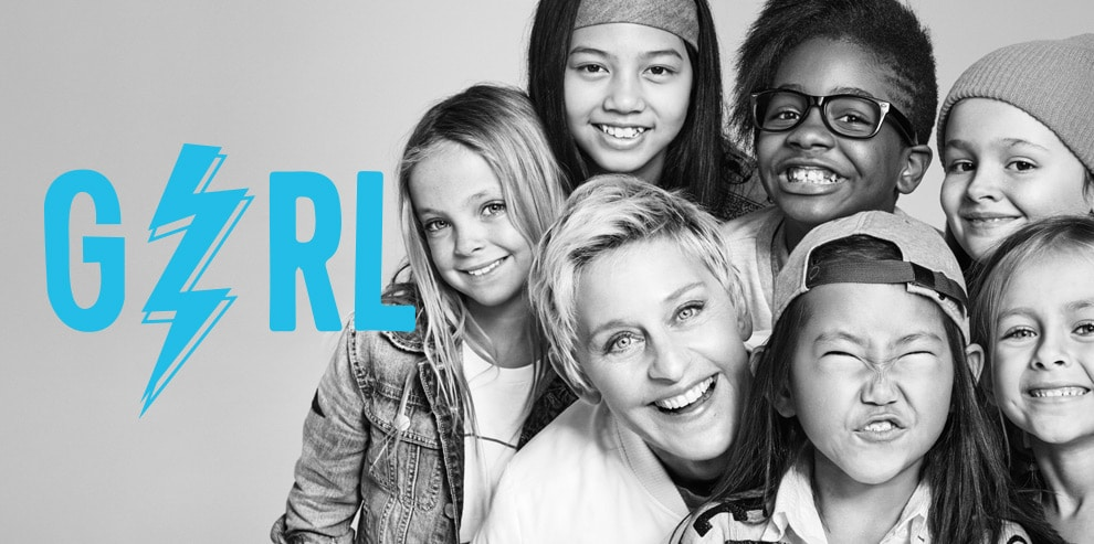 girl main header group with ellen