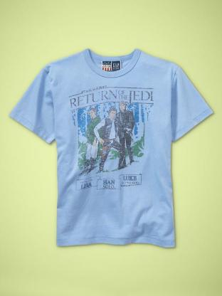 Gap Junkfood Starwars T Shirt