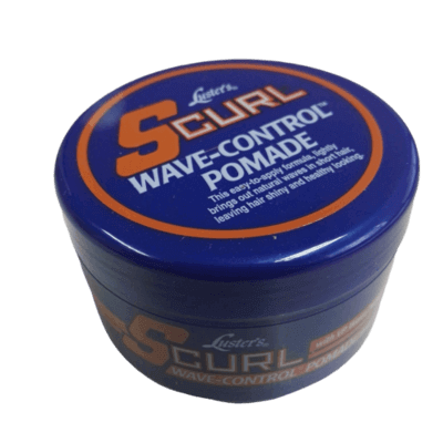 Lusters S-Curl Wave Control Pomade 3oz