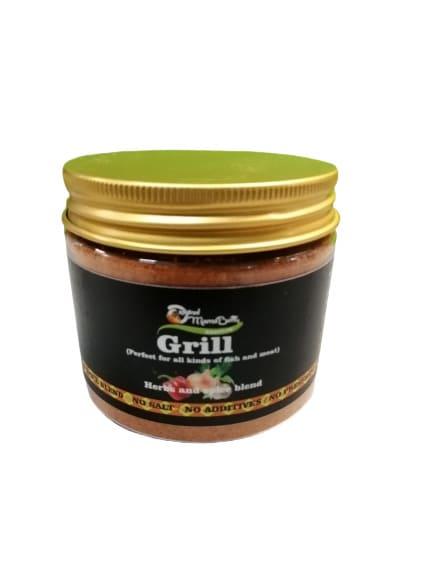 Grill Seasoning - Brabeton
