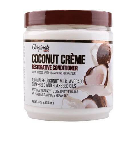 africa's best coconut creme 426g - Gap Cosmetics