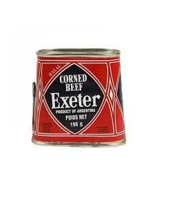 exeter chicken luncheon meat 198g