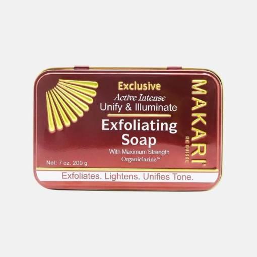 MAKARI Exclusive Exfoliating Soap 200g