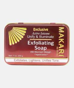 MAKARI Exclusive Exfoliating Soap 200g
