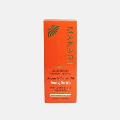 MAKARI Extreme Argan & Carrott Oil Toning Serum 50 ml