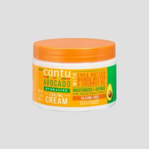 Cantu Avocado Hydrating Curling Cream 355ml