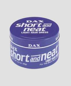 DAX Short and Neat Light Hair Dress For The Short Natural Look 99g