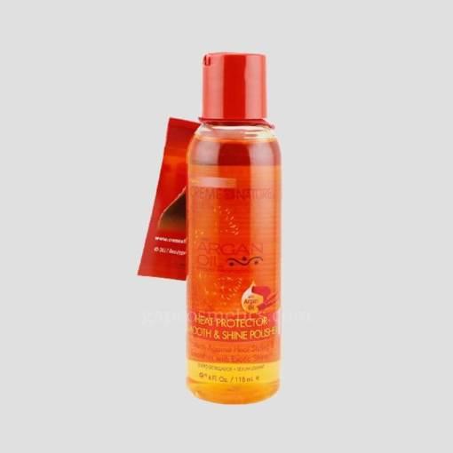 Creme of Nature Argan Oil Heat Protector Smooth & Shine Polisher 118ml