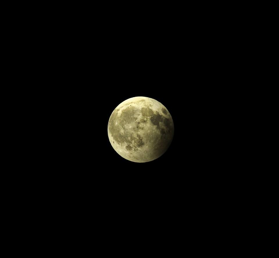 Eclissi parziale di Luna - 7 agosto 2017 - Valentino Luppi
