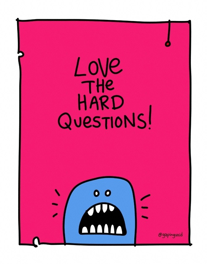 Image result for hard questions