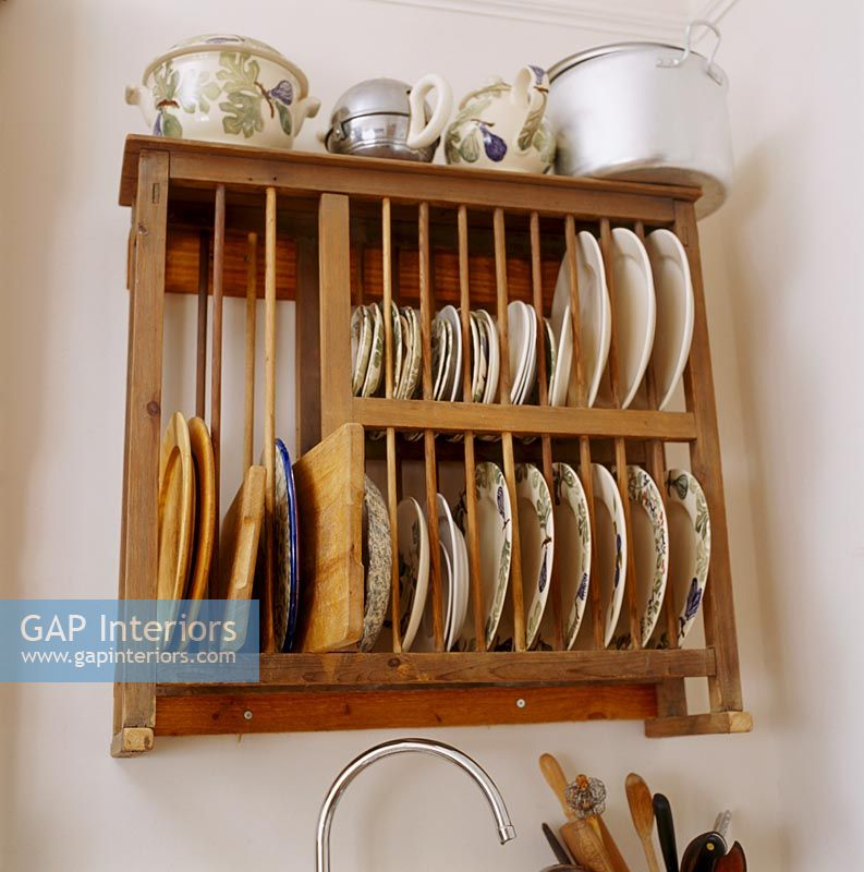 wooden wall mounted stock photo by johnny bouchier image 0069082