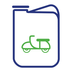 Motociclos e Scooters