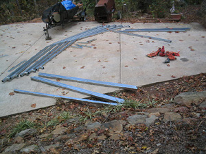 How to Build a Carport Step By Step (2/6)