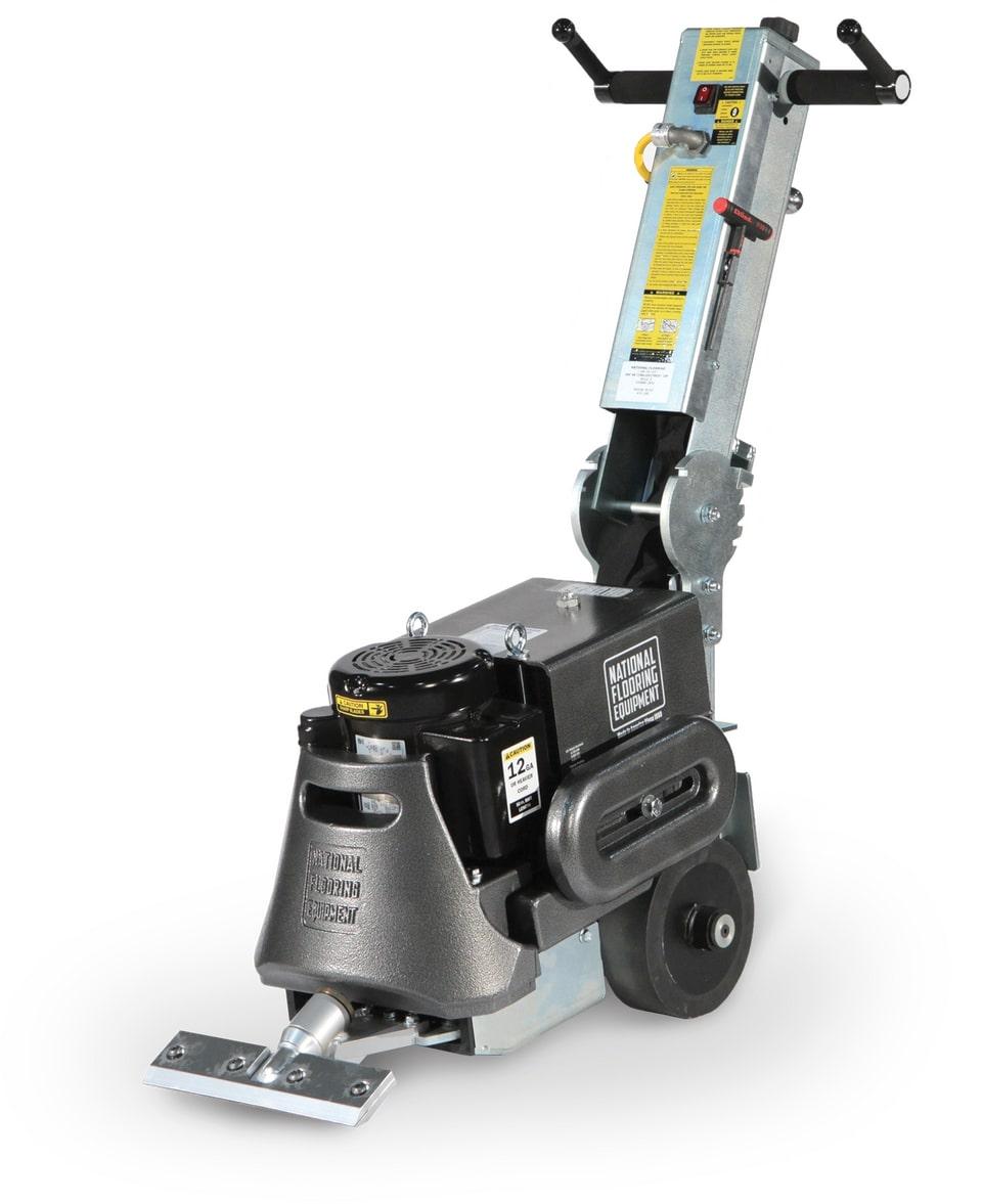 rent a floor scraper self propel electric