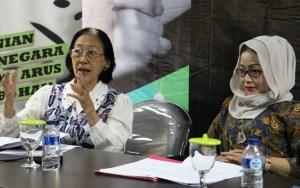 Pemaparan tentang Kongres Kesenian Indonesia  (Foto ist)