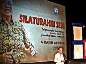 Silaturahmi Seni Institut Kesenian Jakarta 2015 (ist)