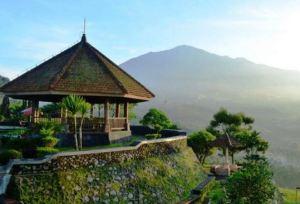 Ilustrasi foto Tempat Wisata di Magelang - Ketep Pass (ist)